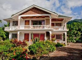 Villa de Roses, Beau Vallon, Seychelles - Booking com