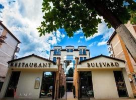 Hotel Bulevard, Hunedoara
