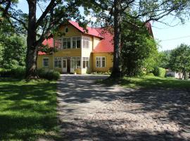 Nurmeveski Guesthouse, Nurme (Eametsa yakınında)