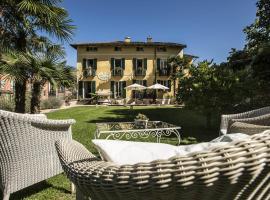 Romantik Hotel Villa Carona, Carona (Melide yakınında)