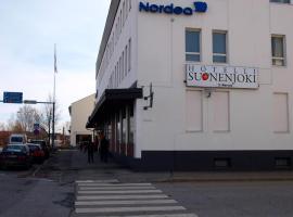 Hotel Suonenjoki, Суоменйоки (рядом с городом Rautalampi)
