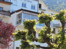 Hotel National, Saint-Gingolph (Saint-Gingolph yakınında)