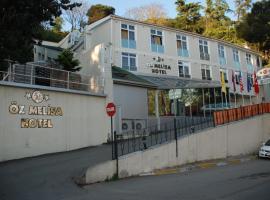 Oz Melisa Hotel, Istanbul (in de buurt van Soğanlıköy)