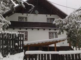 Drevenica Spanka, Špania Dolina (in de buurt van Banská Bystrica)