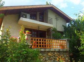 Villa Casa Rosa, Kyustendil