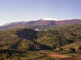 Le Pietre Ricce B&B, Roccamontepiano (Near Pretoro)