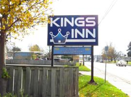 Kings Inn Midland, Midland