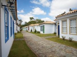 Ville Real Hotel, Santo Antônio do Leite (Itabirito yakınında)