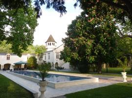 Domaine de Valmont, Barsac (рядом с городом Illats)