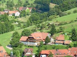Danielenhof, Freiamt (Hinterhöfe yakınında)