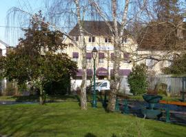 Le Relais, Courtenay (рядом с городом Savigny-sur-Clairis)