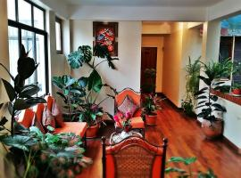 Hotel Avenida, La Paz