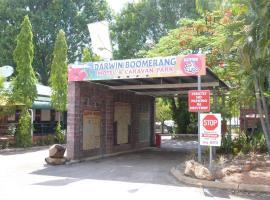 Darwin Boomerang Motel and Caravan Park, Darwin (Acacia Hills yakınında)