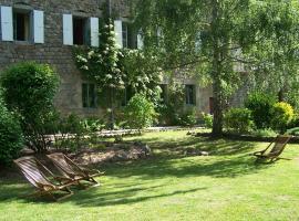 Domaine de Salomony, Marcols-les-Eaux (рядом с городом Saint-Pierreville)