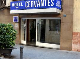 塞萬提斯酒店