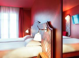 Hotel Boris V. by Happyculture