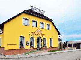 Penzion Fantasy - restaurant, Lipník nad Bečvou (Veselíčko yakınında)