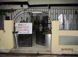 Barefoot Guest House