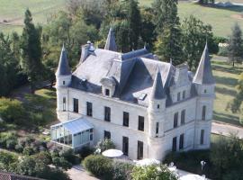 Chateau Camiac, Креон (рядом с городом Saint-Quentin-de-Baron)