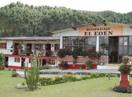 Hospedaje El Edén, Santa Rosa de Cabal (Near Termales)