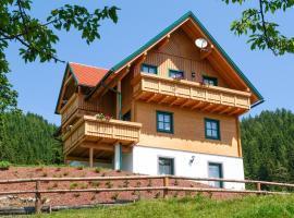 Ferienhaus Hochfelner, Sankt Marein bei Knittelfeld (Greith yakınında)