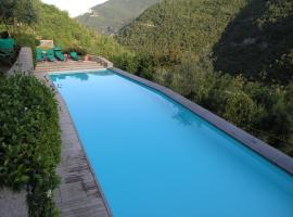Appartamento GB, Castelbianco (Zuccarello yakınında)