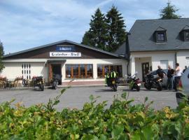 Hotel Auberge Eislecker Stuff, Derenbach (Longvilly yakınında)
