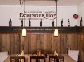 Echinger Hof bei München, Eching