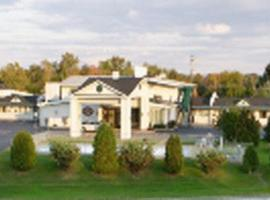 Golden Circle Inn and Suites, Latham (in de buurt van Troy)