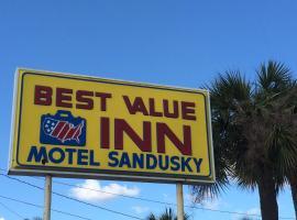 Best Value Inn Motel Sandusky