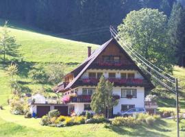 Gästehaus Schoch, Bad Rippoldsau-Schapbach (Wolf yakınında)