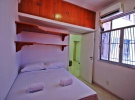 Rio's Spot Apartment U011, Rio de Janeiro (Copacabana yakınında)