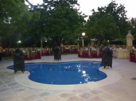 Hotel Castillo de Montemayor, Montemayor (рядом с городом La Rambla)