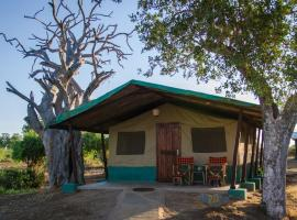Sentrim Tsavo East Camp, Koito