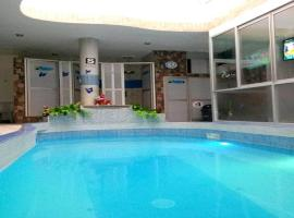 Yaku Sauna & Spa Hostal, Cajamarca