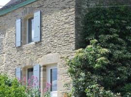 Le Clos St Golven, Vieux Taupont (рядом с городом Ploërmel)