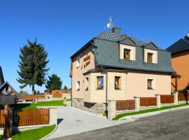 Pension H.Blatná, Horní Blatná (Potŭčky yakınında)