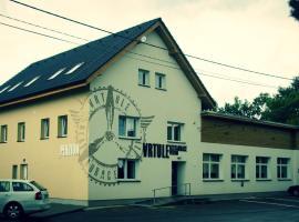 Penzion Vrtule, Petřvald (Mošnov yakınında)