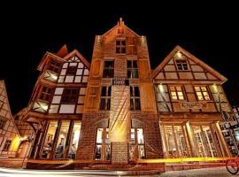 Exempel Schlafstuben und Altstadtpension, Tangermünde