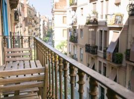 Apartment Poble Sec, Барселона (рядом с городом Montjuich)