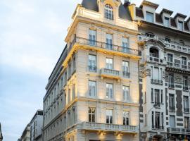 Okko Hotels Lyon Pont Lafayette, Lyon