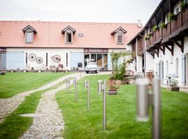 Wellness Hotel Boží oko, Malé Chrášťany (Němčice yakınında)