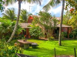 Pousada Caraiva Guest House, Caraíva
