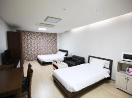 Stay & Home Residence Suite, Hwaseong (Near Osan)