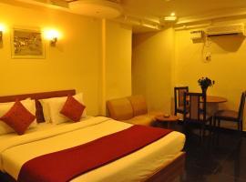 Hotel Royal Sathyam, Тируччираппалли (рядом с городом Golden Rock)