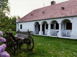 Gádoros Vendégház, Ganna (рядом с городом Magyarpolány)