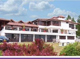 Hotel Reserva Monarca, Salento (Las Cruces yakınında)