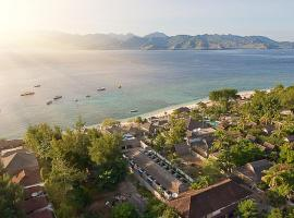 Scallywags Resort, Gili Trawangan