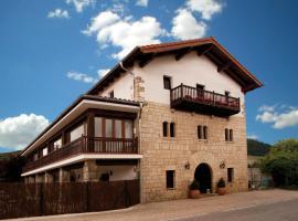 Casa Rural Flor de Vida - B&B, Lizaso (Echalecu yakınında)