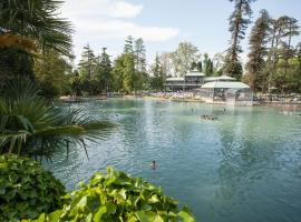 Parco Termale di Villa Dei Cedri, Colà